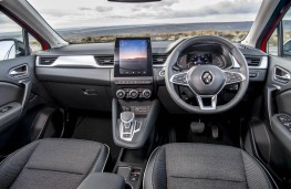 Renault Captur, dashboard